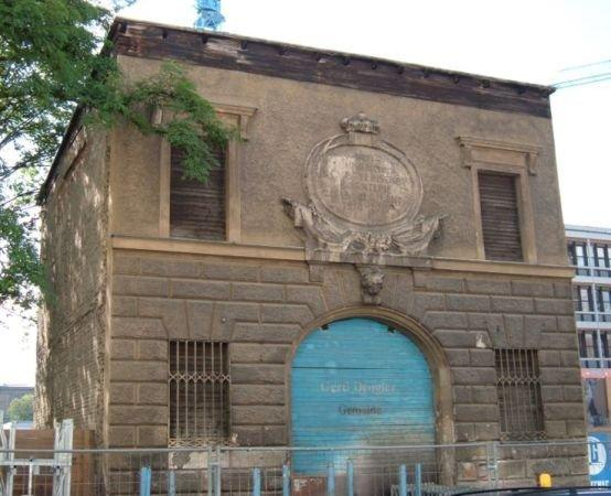 Музей Тюркентор. Вид здания до реконструкции
