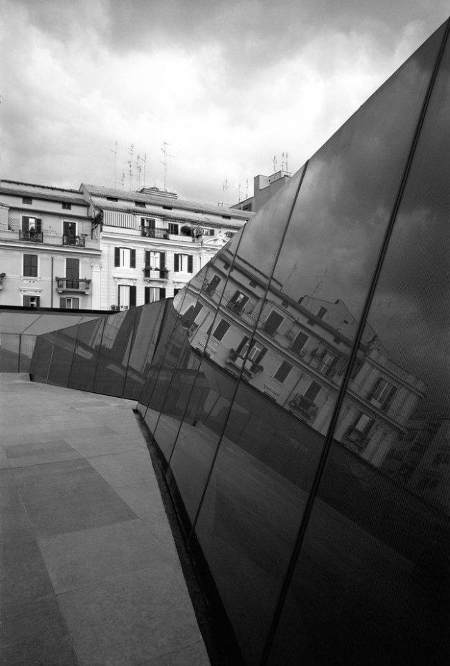 Музей современного искусства MACRO - новое крыло. Фото © Luigi Filetici