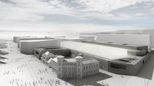 Kleihues + Schuwerk. Национальный музей искусства, архитектуры и дизайна