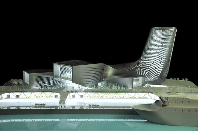 Терминал порта Гаосюна