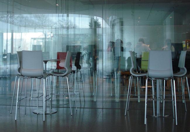 Стеклянный павильон Музея искусств Толидо. Фото: Timothy Brown via flickr.com. Лицензия CC BY 2.0