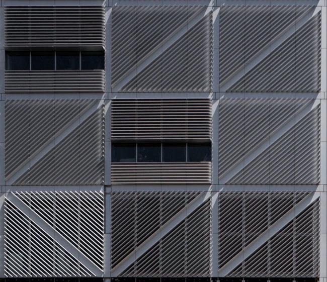 Северо-западный угловой корпус Колумбийского университета. Wade Zimmerman Photography