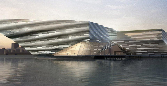 Филиал Музея Виктории и Альберта в Данди © V&A at Dundee