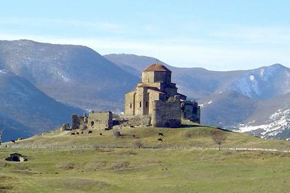 Монастырь Джвари, Грузия