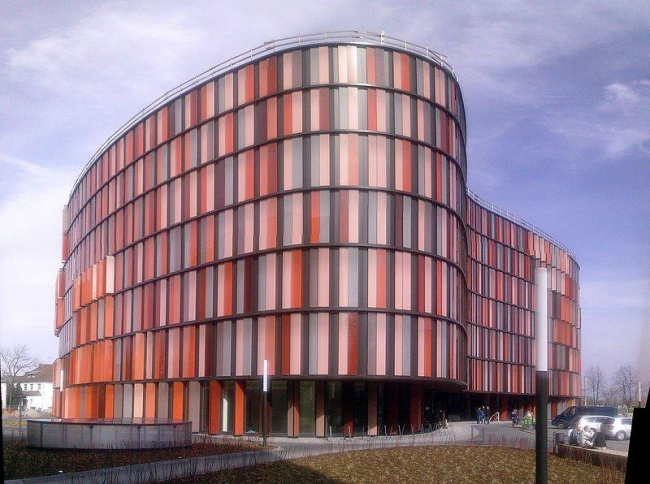 Комплекс Cologne Oval Offices