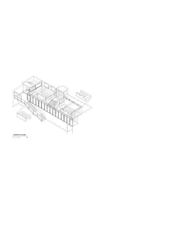 Здание Фонда Антони Тапиеса - реконструкция
