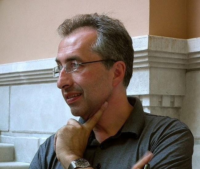 Сергей Чобан - куратор российского павильона на Венецианской биеннале архитектуры