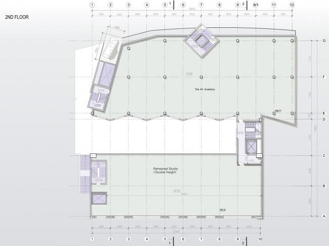 Многофункциональный комплекс Southwark Square © Архитектурное бюро «Студия 44»