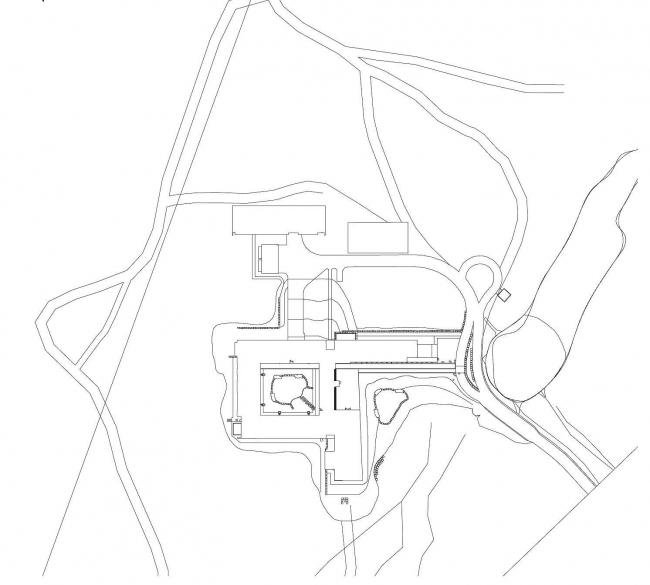 Аббатство Валь-Нотр-Дам © Atelier Pierre Thibault