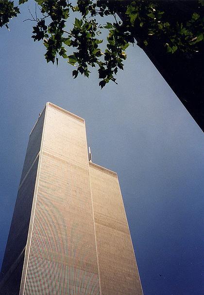 Минору Ямасаки. «Башни-близнецы» Центра Мировой торговли. 1966-1973