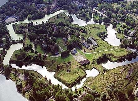 Даугавпилсская Крепость, Латвия. Фото: http://digger37.narod.ru/
