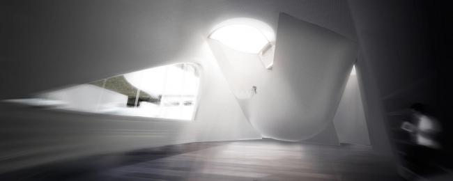 Штаб-квартира компании Giant Interactive Group. Иллюстрация с сайта morphopedia.com