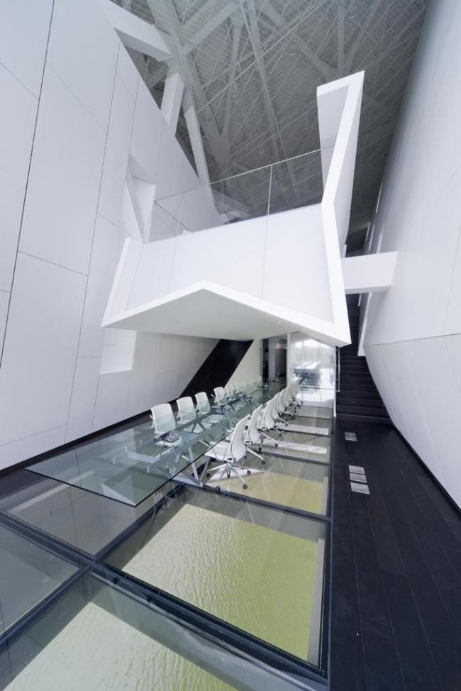 Штаб-квартира компании Giant Interactive Group © Iwan Baan. Фото с сайта morphopedia.com