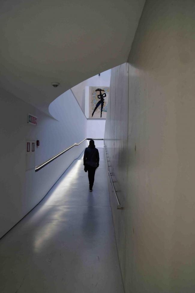 Музей MAXXI. Фото © Евгения Гершкович