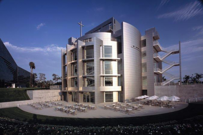 Ричард Майер. Международный центр конструктивного мышления. Фото © SCOTT FRANCES / ESTO