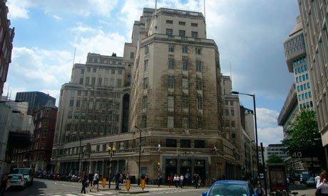 Штаб-квартира Transport for London (Бродвей, 55). Фото с сайта guardian.co.uk