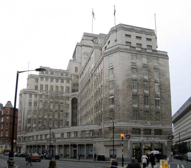Штаб-квартира Transport for London (Бродвей, 55)