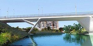 Мост Республики в Монпелье. Иллюстрация с сайта blog-habitat-durable.com