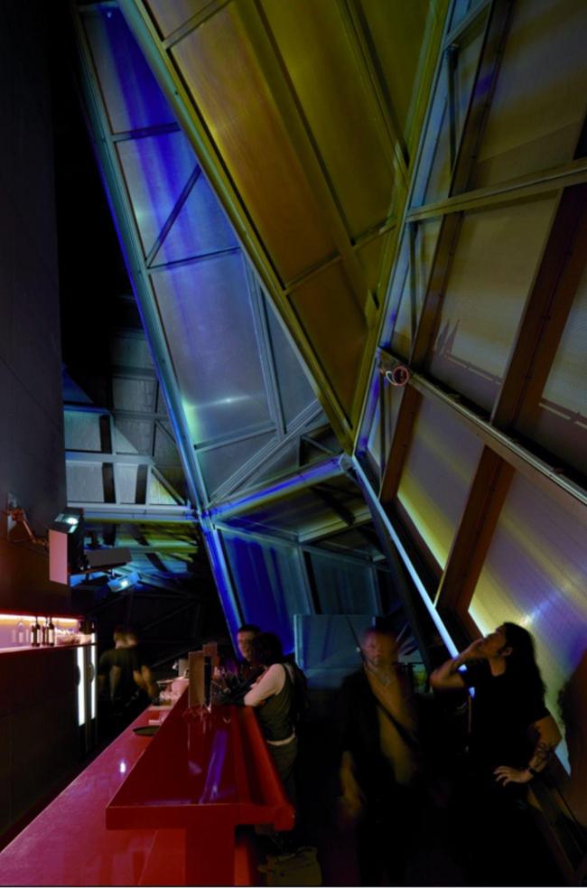 Павильон 21 MINI Opera Space. Фото © Duccio Malagamba