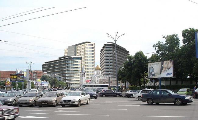 White Square Office Center [multy-purpose]