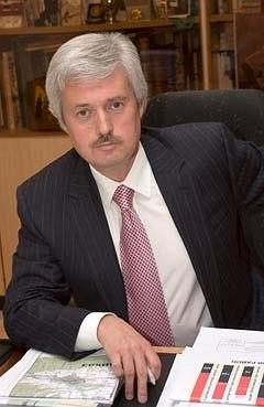 Сергей Ткаченко руководил НИиПИ Генплана Москвы с 2004 по 2011 гг.