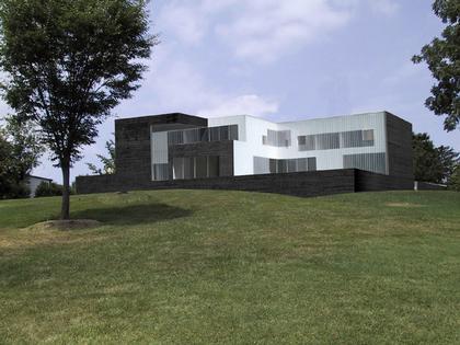 Резиденция Посла Швейцарии в США. Проект