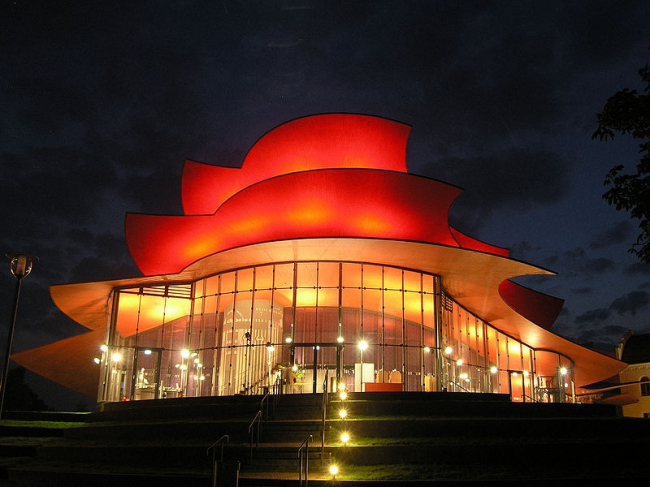 Театр им. Ханса Отто. Фото: Inge Kanakaris-Wirtl via Wikimedia Commons. Лицензия CC-BY-SA-2.5