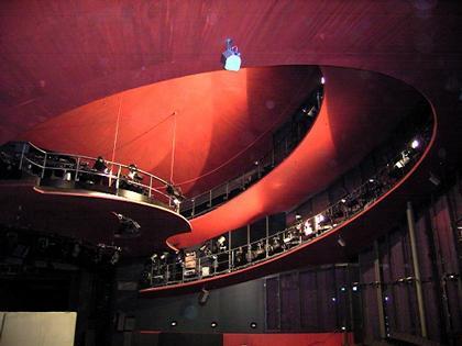 Театр им. Ханса Отто. Фойе