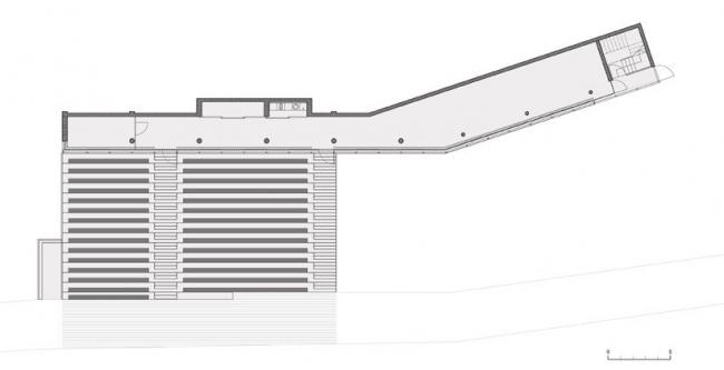 Центр гребного спорта в Бледе © MultiPlan arhitekti