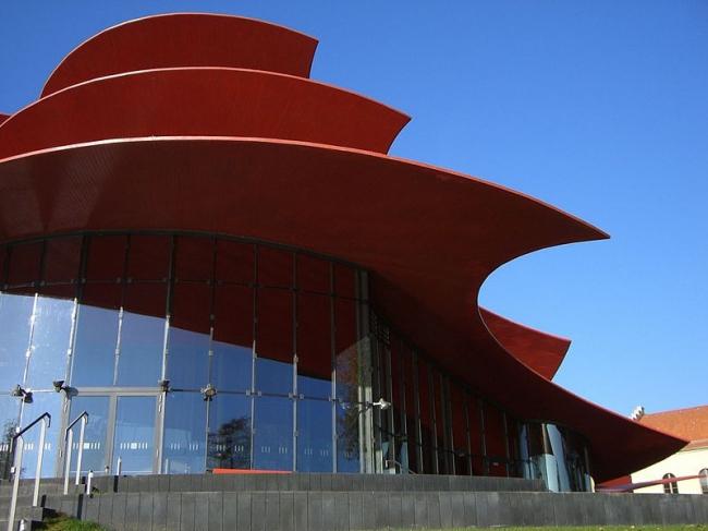 Театр им. Ханса Отто. Фото: Gruppe1iid2006 via Wikimedia Commons. Фото находится в общем доступе