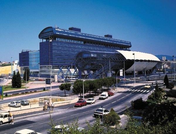 The Hotel du Department, Marseilles, France.  Photo- Alsop Architects