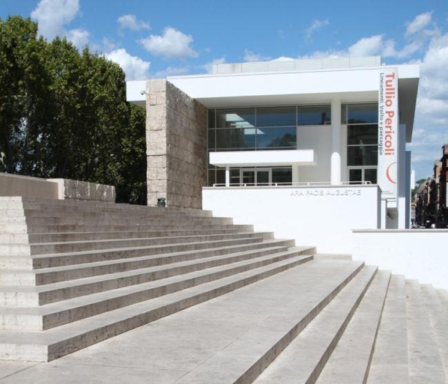 Музей Алтаря Мира в Риме, 2006 г.