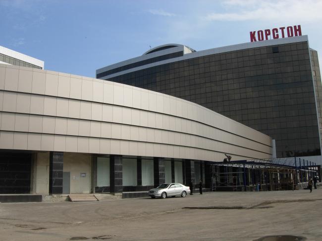 многофункциональный центр Корстон, Казань