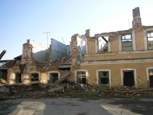 Остатки старой Казани
