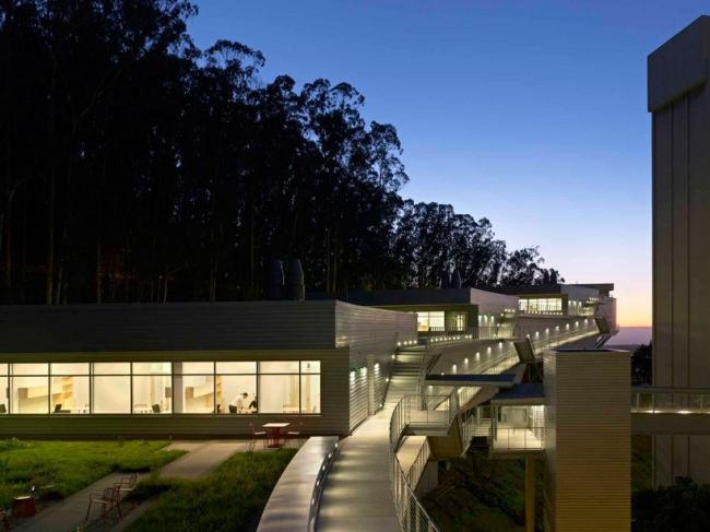 Центр регенеративной медицины Калифорнийского университета в Сан-Франциско © Bruce Damonte