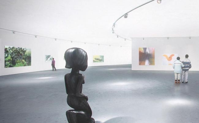 Национальная галерея Гренландии © BIG
