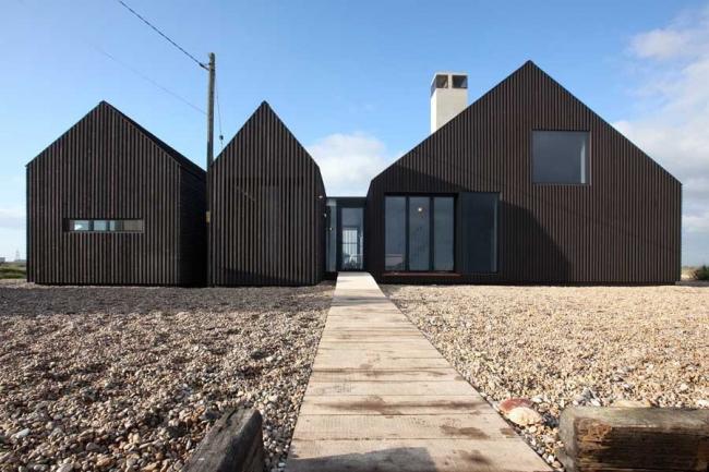 Вилла Shingle house. Фото Living Architecture