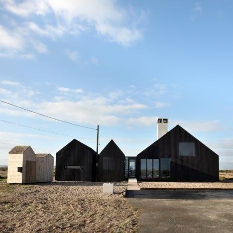 Вилла Shingle house. Фото NORD Architecture