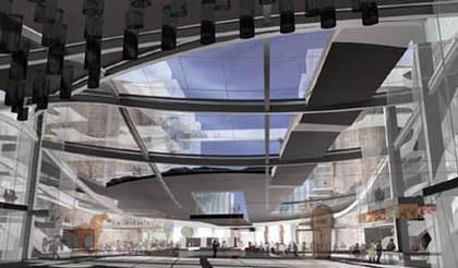 Новый музей провинции Гуандун