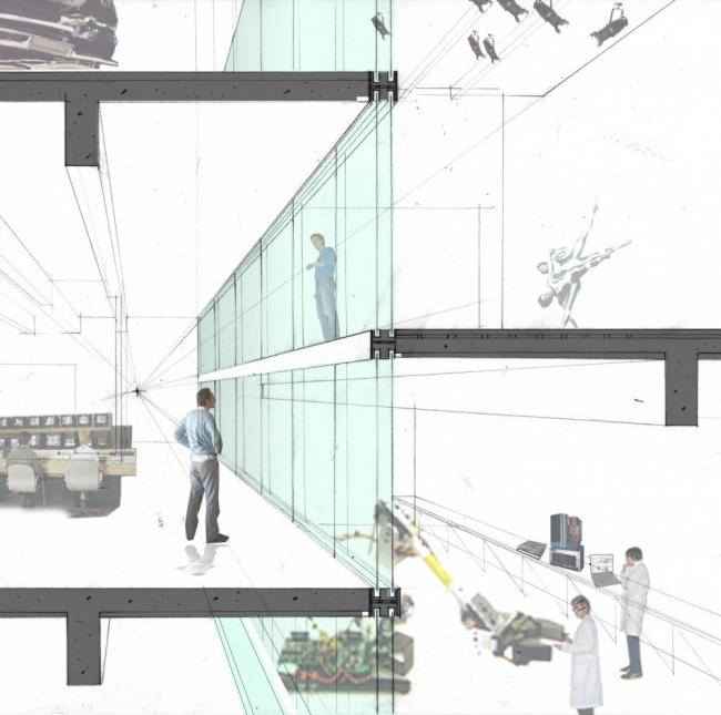 Центр искусств Университета Брауна © Diller Scofidio + Renfro