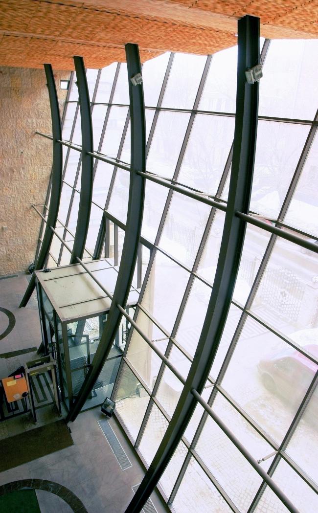 Реконструкция здания синагоги на Большой Бронной © Архитектурная мастерская Сергея Эстрина