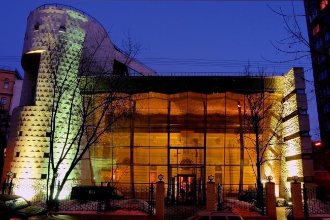 Реконструкция здания синагоги