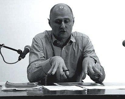 Саймон Олфорд. Фото сайта  www.archinect.com