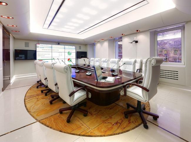 The Rosreestr situation room