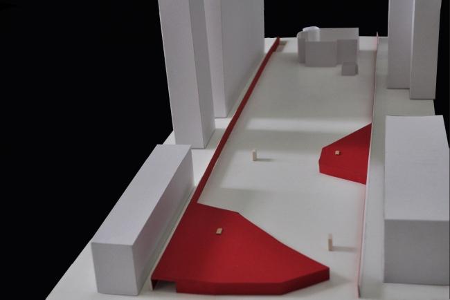 Музей современного искусства - MAM. 1-й ярус здания © Paulo Mendes da Rocha + Metro Arquitetos