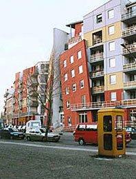 Дом у станции Руммельсбург