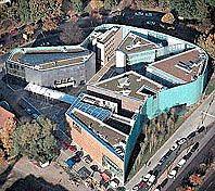 Комплекс скандинавских посольств. Берлин