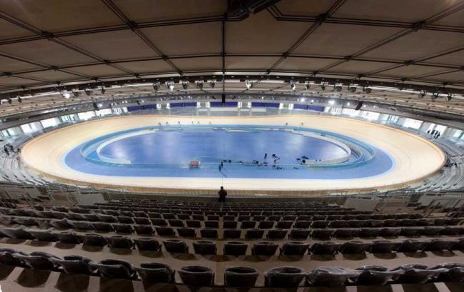Олимпийский велодром © ODA