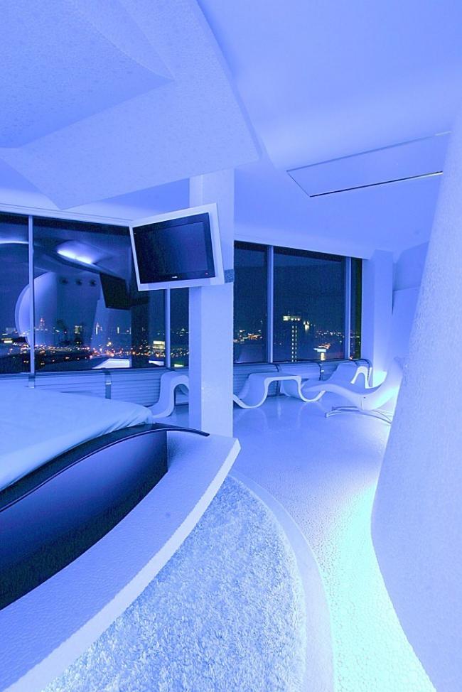 Пентхаус на Шаболовке. Реализация, 2007 © Архитектурная мастерская Сергея Эстрина
