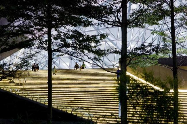 Оперный театр в Гуанчжоу © Iwan Baan